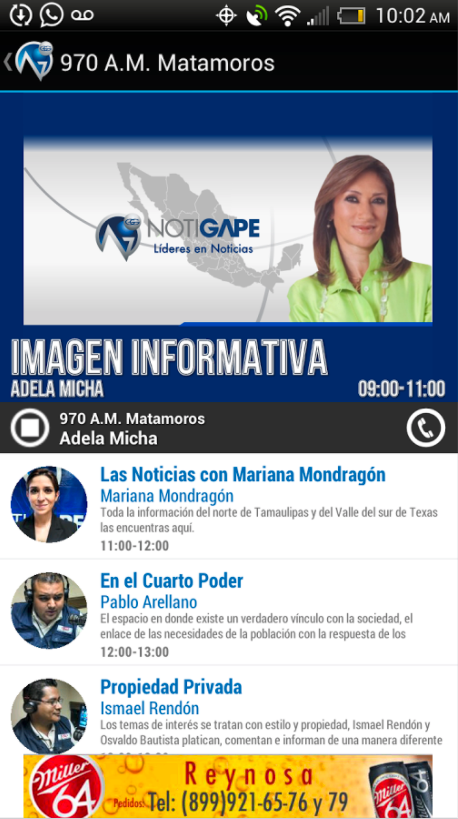 Notigape App 4