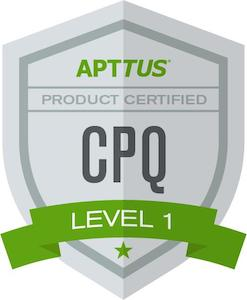 Apttus Badge